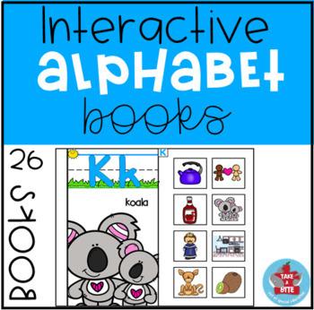 Interactive Alphabet Books