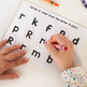 Interactive Alphabet Books for Preschool and Kindergarten