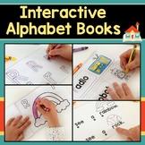 Interactive Alphabet Books for Preschool and Kindergarten