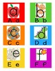 Interactive Alphabet Flash Cards