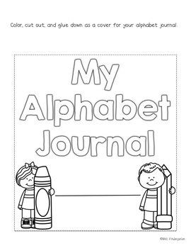 Interactive Alphabet Journal