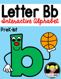 Interactive Alphabet {Letter Bb}