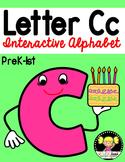 Interactive Alphabet {Letter Cc}