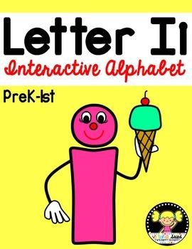Interactive Alphabet {Letter Ii}