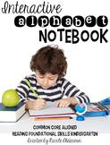 Interactive Alphabet Notebook