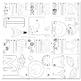 Interactive Alphabet Notebook Crafts
