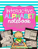 Interactive Alphabet Notebook (over 350 pages of interactive phonics practice)