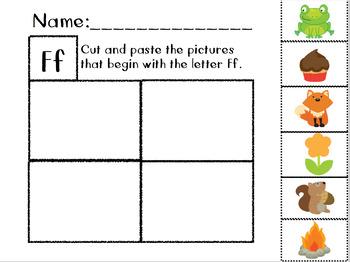 Interactive Alphabet Practice
