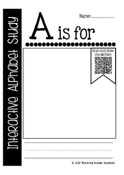 Interactive Alphabet Study
