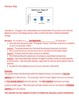Interactive Analyses and Conclusion Instructions Handout