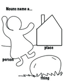 Interactive Anchor Chart: Nouns