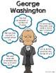 Interactive Anchor Chart + Poster George Washington