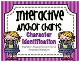 Interactive Anchor Charts - Character Traits
