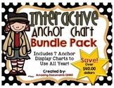 Interactive Anchor Charts - Reading Mega Bundle Pack - 1