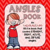 Interactive Angles Book