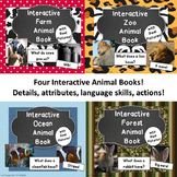 Interactive Books for Animal Habitats