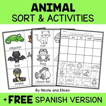 Interactive Activities - Animal Kingdom