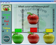 Interactive Apple Counting and Graphing Game