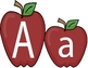 Interactive Apple Unit 2: word work, numbers, common core