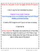 Interactive Argument Essay Graphic Organizer
