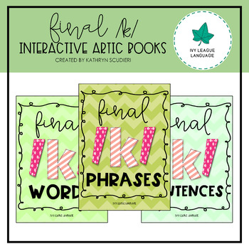Interactive Articulation Books - FINAL /k/