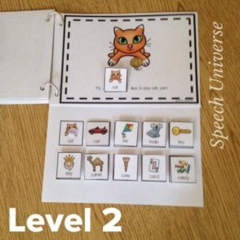 Articulation Interactive Books: R-Blends