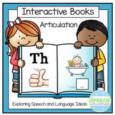 Articulation Interactive Books: Th