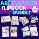 Interactive Articulation Flip Book BUNDLE