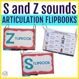 Interactive Articulation Flipbooks for /s,z/