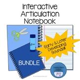 Interactive Articulation Notebook Bundle