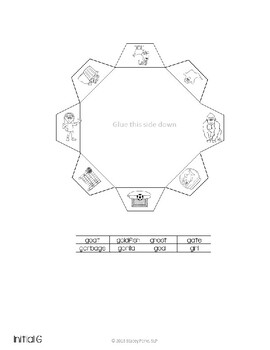Interactive Articulation Notebook - G - Freebie!!