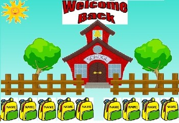 Interactive Attendance - Back to school