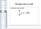 Interactive BINGO Equation Review- PP SLIDES