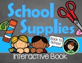 Interactive Back-to-School Books