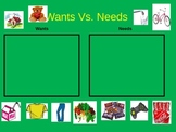 Interactive Basic Needs PowerPoint