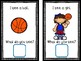 Interactive Basketball Books for Speech Therapy