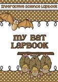 Interactive Bat Lapbook