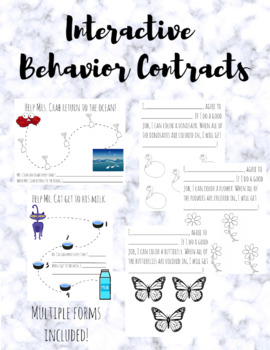 Adhd Behind Behavior >> Behavior Management Behavior Contracts For Adhd Or Disruptive Students And Rti
