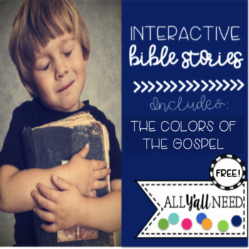 Interactive Bible Stories: FREE The Colors of the Gospel