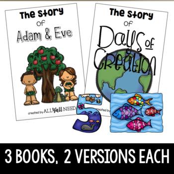Interactive Bible Stories, Set 1