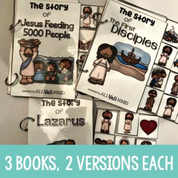 Interactive Bible Stories, Set 4