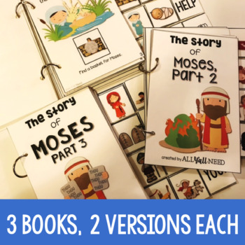 Interactive Bible Stories, Set 6