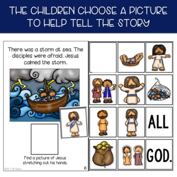 Interactive Bible Stories, Set 9: Birth of Jesus, Miracles of Jesus, Easter