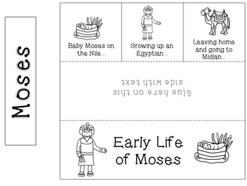 Old Testament Interactive Bible and History Notebook #2: Egypt to Rahab