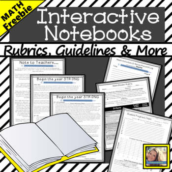 Interactive Binders for Middle School Mathematics