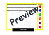 Interactive Boardgames: Smart Notebook Games- Connect four
