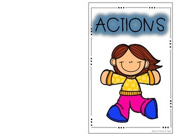 Interactive Book: Actions