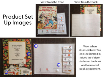Interactive Book Attachments Bundle for Popular Children's Picture Books