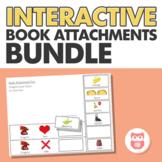 Interactive Book Attachments Bundle for Popular Children's Picture Books