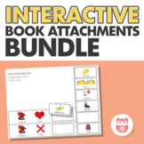 Interactive Book Attachments for Popular Children's Picture Books